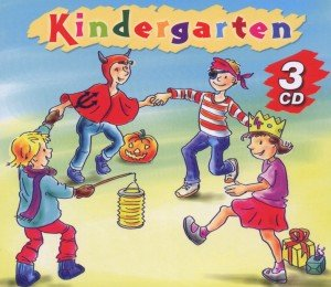 Kindergarten 3er CD Box