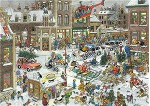 Weihnachten. Puzzle 1000 Teile