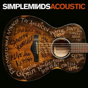 Simple Minds Acoustic (Limited 2LP)