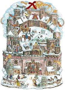 Die Weihnachtsburg