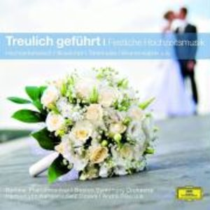 TREULICH GEFÜHRT - FESTLICHE HOCHZEITSMUSIK (CC)