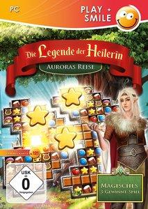 PLAY+SMILE: Die Legende der Heilerin - Auroras Reise (3-Gewinnt-