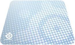 SteelSeries Gaming Mauspad QcK+ frost blau - zum Schließen ins Bild klicken