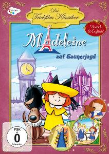 Die Trickfilm-Klassiker: Madeleine Auf Gaunerjagd
