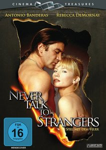 Never Talk to Strangers - Spiel mit dem Feuer (Cinema Treasures)