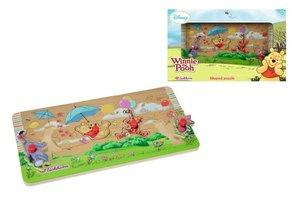 Eichhorn 100003327 - Disney: Winnie the Pooh, Formen Puzzle
