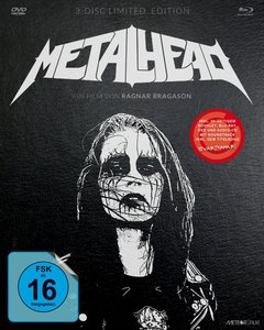Metalhead - Limited Mediabook (DVD & Blu-Ray)