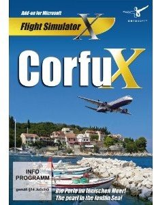 Flight Simulator X - Corfu X (AddOn)