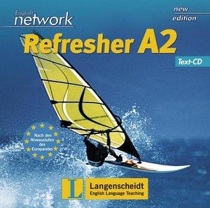 English Network Refresher A2 - Text-CD