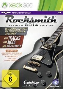 Rocksmith ALL-NEW 2014 EDITION