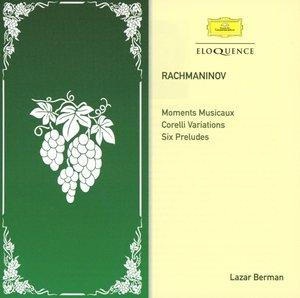 Berman spielt Rachmaninow