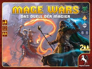 Mage Wars (deutsche Ausgabe)