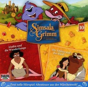 10/Aladin und die Wunderlampe/Die Schöne und das