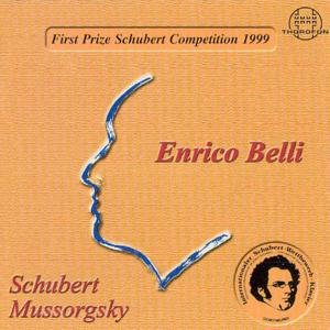 Schubert Competition 1999
