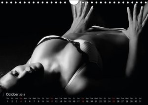 Erotic Fingerprints - Remarkable Skin Impressions (Wall Calendar