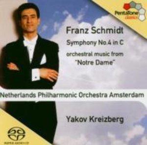 Sinfonie 4/Notre Dame