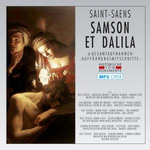 Samson Et Dalila-MP3 Oper