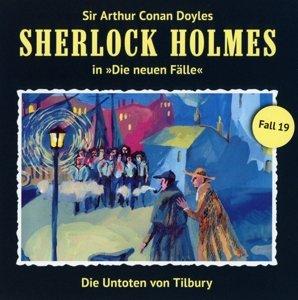Sherlock Holmes - Neue Fälle 19. Die Untoten von Tilbury