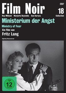 Film Noir Collection 18: Ministerium der Angst