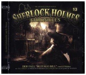 Sherlock Holmes Chronicles 13-Der Fall Buffalo Bil