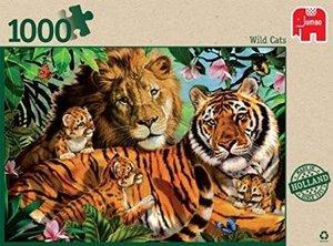 Wildkatzen - 1000 Teile