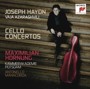 Haydn & Azarashvili: Cello Concertos