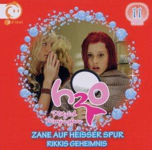 11: Zane Auf Heißer Spur/Rikkis Geheimnis