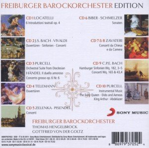 Freiburger Barockorchester-Edition