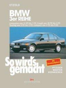 So wird's gemacht. BMW 3er Reihe 100 - 193 PS ab Sept. '90