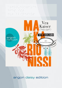 Makarionissi oder Die Insel der Seligen (DAISY Edition)