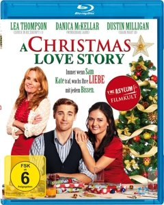 A Christmas Love Story (Blu-ray)