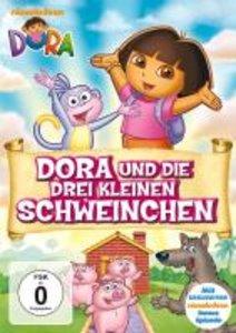 Dora - Dora und die drei kleinen Schweinchen