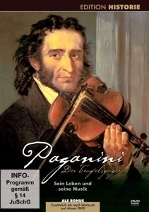 Zeitzeugen: Paganini/DVD