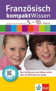 Französisch kompaktWissen 5.-10. Klasse