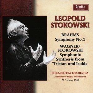 Leopold Stokowski dirigiert Brahms und Wagner