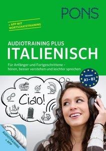PONS Audiotraining Plus Italienisch