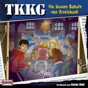 TKKG 188. Die blauen Schafe von Artelsbach