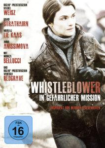 Whistleblower-in gefährlicher Mission