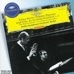 Sämtliche Klavierkonzerte 1-3 (Ga)