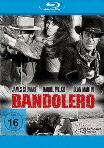 Bandolero (Neuauflage) (Blu-ra
