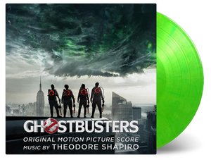 Ghostbusters (2016)(Limited Slime Green