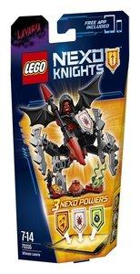 LEGO® Nexo Knights 70335 - Ultimative Lavaria
