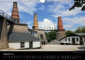 Monuments of Germany 2015 (Wall Calendar 2015 DIN A4 Landscape)