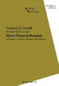 Matvei Petrovich Bronstein and Soviet Theoretical Physics in the