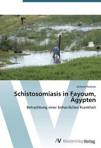 Schistosomiasis in Fayoum, Ägypten