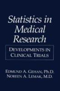 Statistics in Medical Research