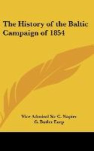 The History of the Baltic Campaign of 1854