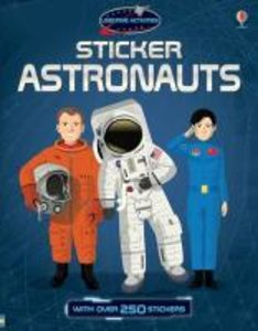 Sticker Dressing: Astronauts