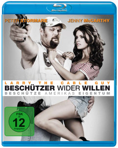 Beschützer wider Willen (Blu-ray)