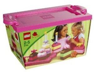 LEGO® Duplo Steine & Co. 6785 - Lustiges Kuchen-Spielset